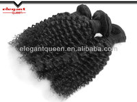 6A indian kinky curly remy human hair weave wholesale afro kinky hair weave