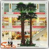 Long-term supply of date palm trees landscape decorative metal palm trees large artificial palm trees sale