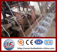 High quality hot sale the knot type manufacture stainless steel fence cattle fence hinge jointed grassland fence