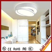 Most popular hot selling silver villa ceiling light