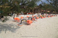Huili 100% virgin material polycarbonate kayak canoe by secondary thermal plastic forming