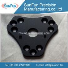 Customized high quality cnc machining parts adapting piece
