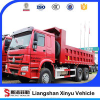 SPECIAL TRAILER truck dump for sale, tipper for sale 10 wheels