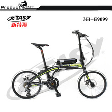 manufacturer in China easy rider elecyric bike with central motor