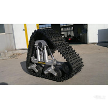 high quality snowmobile rubber track made in China for sale