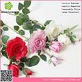 rosa artificial que flor de la boda arreglo paquete rosa