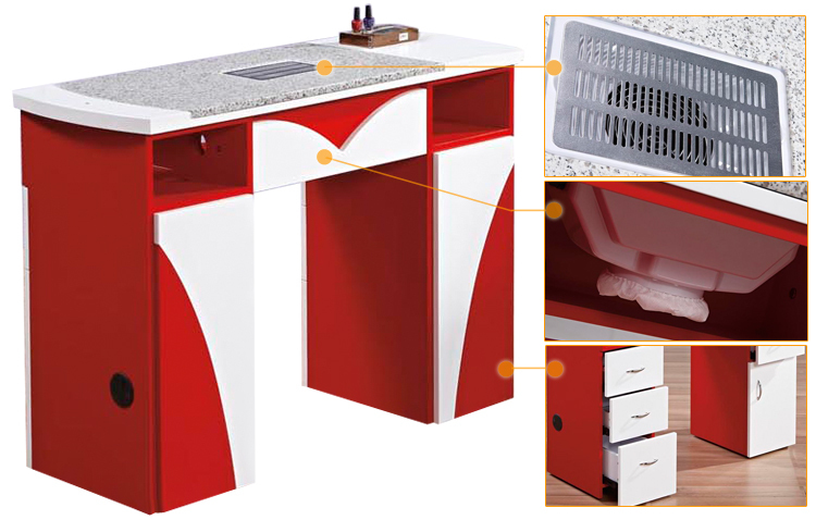 Alibaba manufacturer directory suppliers manufacturers for Folding nail technician table