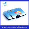 Chixin Aluminum Wallet Credit Card Holder with RFID Blocking Security Protection