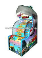 East Europe Amusement hot sale coin operated redemption games --Bass wheel
