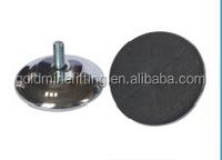 JPA057-2 nylon glides foot glide nail pad pipe close pipe stopper