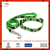 New Fashion Heattransfer Printing Dog Collar and Leash