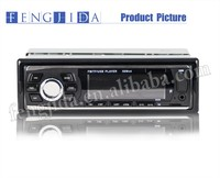 Car Radio Player Bluetooth Phone AUX-IN MP3 FM USB Din Remote Audio Auto