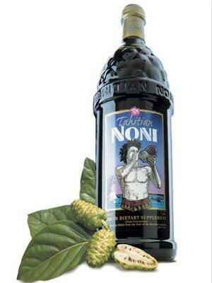 Tahitian suco de NONI