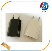 Economic hot sell 2a dual port usb wall charger