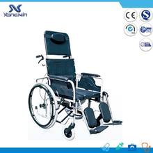 CE FDA approved recling wheelchair