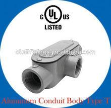 EMT body / Conduleta EMT / Conduleta Rigid / Conduleta IMC (EMT abbr. Electrical Metallic Tubing) for wiring