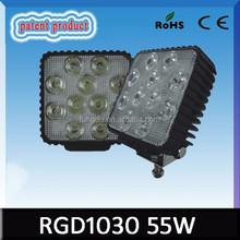 2015 hotsell auto light ip67 waterpoof 12V 24V led 4wd flood