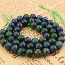 SB6476 Wholesale Azurite Malachite beads