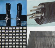 Wholesale!! pool fence mesh screens/ mesh pool fence/ swimming pool fence