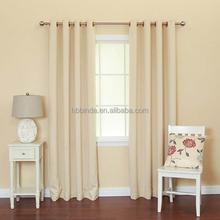 Grommet Window Curtain