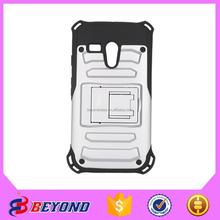 stylish Best price TPU PC phone case for MOTO G sliver phone case