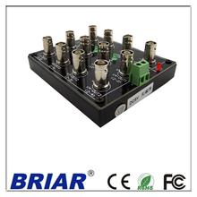 CCTV Camera 8-port(4*8)Video signal booster Amplifier splitter for Security system