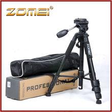 Zomei Z666 CE certificado profesional trípode móvil de cámara video portátil 1.45m ligero de aluminio