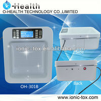 multifunctional ion cleanse with belt, heating function & T.E.N.S Massage detox machine