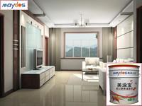 lasting longer odourless anti-fungus and alkaline resistant water proof plastic emulsion p...