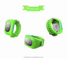 Portable GPS Tracker for Person , Realize Phone, Watch and Locator Function
