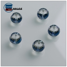 8mm beads with jewelry jinhua crystal glass beads bread shape drum beads in bulk