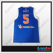 Coolest Sublimation Basketball Jersey