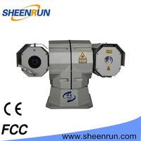new technology Sheenrun HLV420 Ptz laser night vision camera