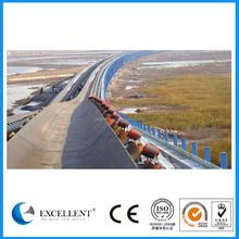Transport belt conveyor for coal mining