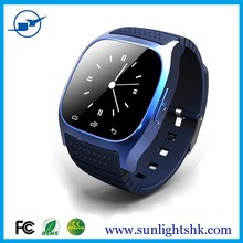 Multi-function Bluetooth Smart Watch Phone Android&IOS smart phone easy to use
