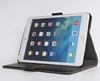 Genuine cowhide leather case for iPad mini 4 handmade waxed canvas case for ipad mini sleeve