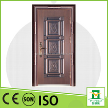 New products kerala door designs with bullet proof made in Zhejiang