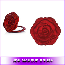 New Design Red Rose Makeup Mirror with Private Label/Pocket Mirror