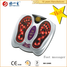 Home use tens stimulator and portable foot massager