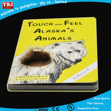 Printing Children Hardcover Board Book On Demand/guangzhou board book printing