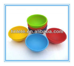 LELE Factory Direct Wholesale Silicone Bowl With High Quality