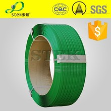 AAR, ISO,SGS Polyester PET packing strap, steel strap