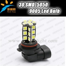 2015 Top Sale Product 30-SMD 5050 Leds 4w 12v Interior Light Fixture For All Cars