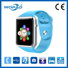 2015 Top Phone Hand Watch Mobile Phone Smart Watch Phone Compatible