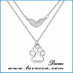 Turkish silver necklace jewelry silver necklace chain for men