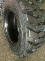 tyre without tyre tube 12-16.5 TL