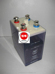 Ni-cd rechargeable battery