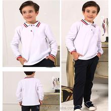Otoño uniformes escolares uniforme de la escuela primaria diseños
