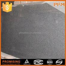 high class decorative piebald zone granite slab stone