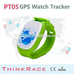 2015 Thinkrace New gps watch phone PT05/in gps watch phone